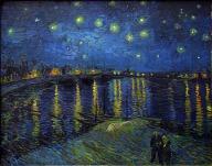 Resultado de imagen de noche estrellada
